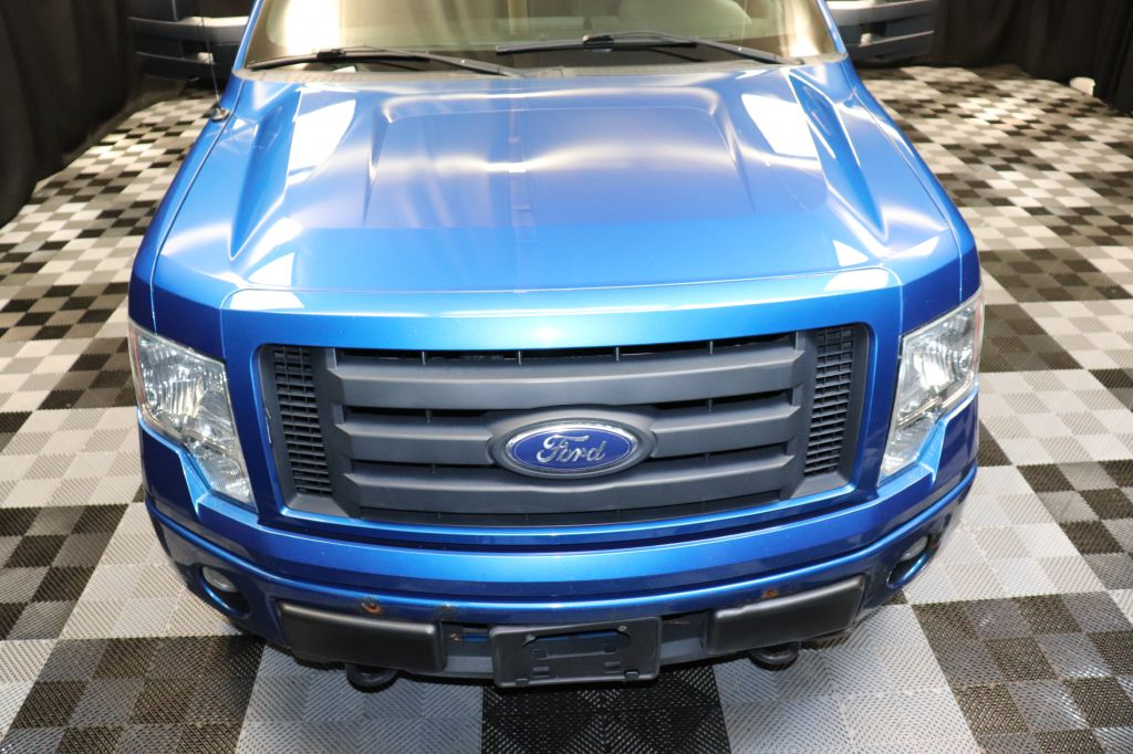 2010 FORD F150 SUPERCREW for sale at Solid Rock Auto Group