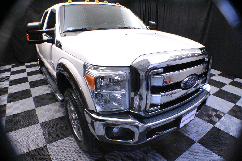 2016 FORD F350 for sale at Solid Rock Auto Group