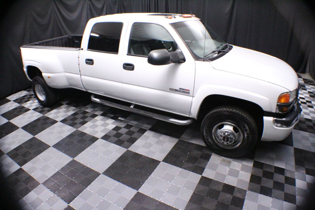 2005 GMC NEW SIERRA 3500 for sale at Solid Rock Auto Group