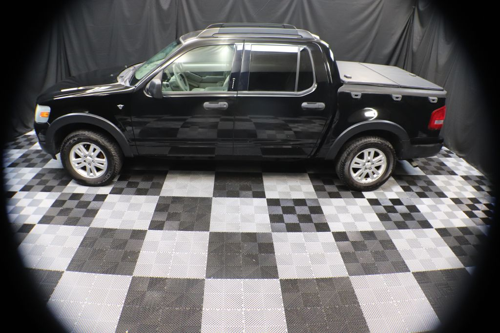 2007 FORD EXPLORER SPORT XLT for sale at Solid Rock Auto Group