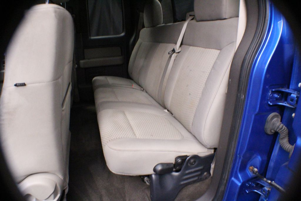 2010 FORD F150 SUPER CAB for sale at Solid Rock Auto Group
