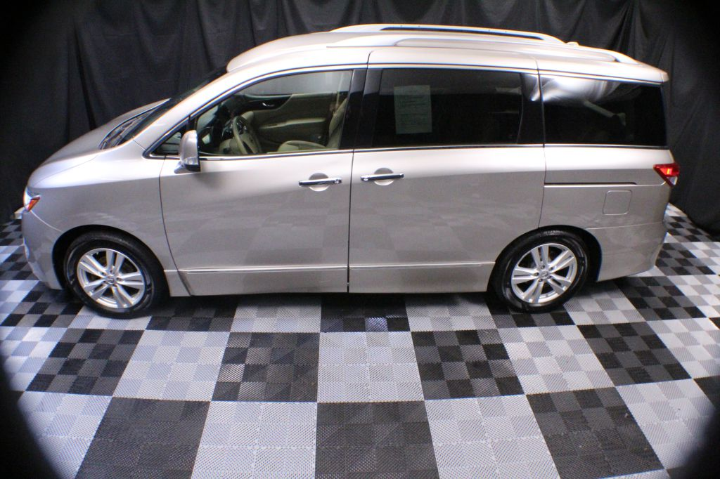 2012 NISSAN QUEST S for sale at Solid Rock Auto Group
