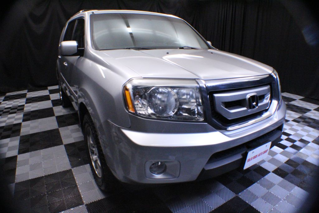 2010 HONDA PILOT EXL for sale at Solid Rock Auto Group