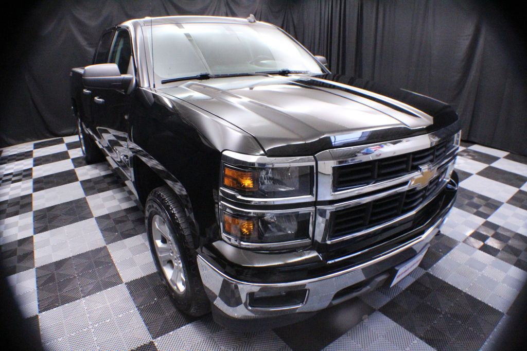 2014 CHEVROLET SILVERADO 1500 for sale at Solid Rock Auto Group