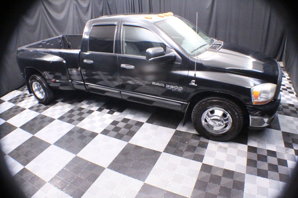 2006 DODGE RAM 3500 ST for sale at Solid Rock Auto Group