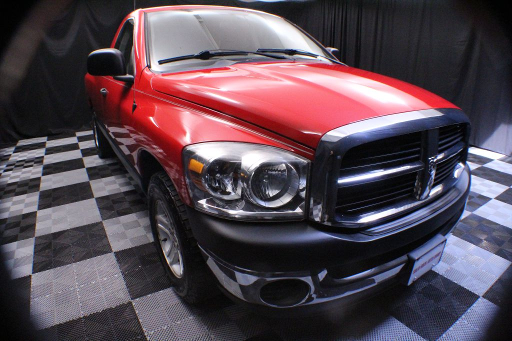 2008 DODGE RAM 1500 for sale at Solid Rock Auto Group