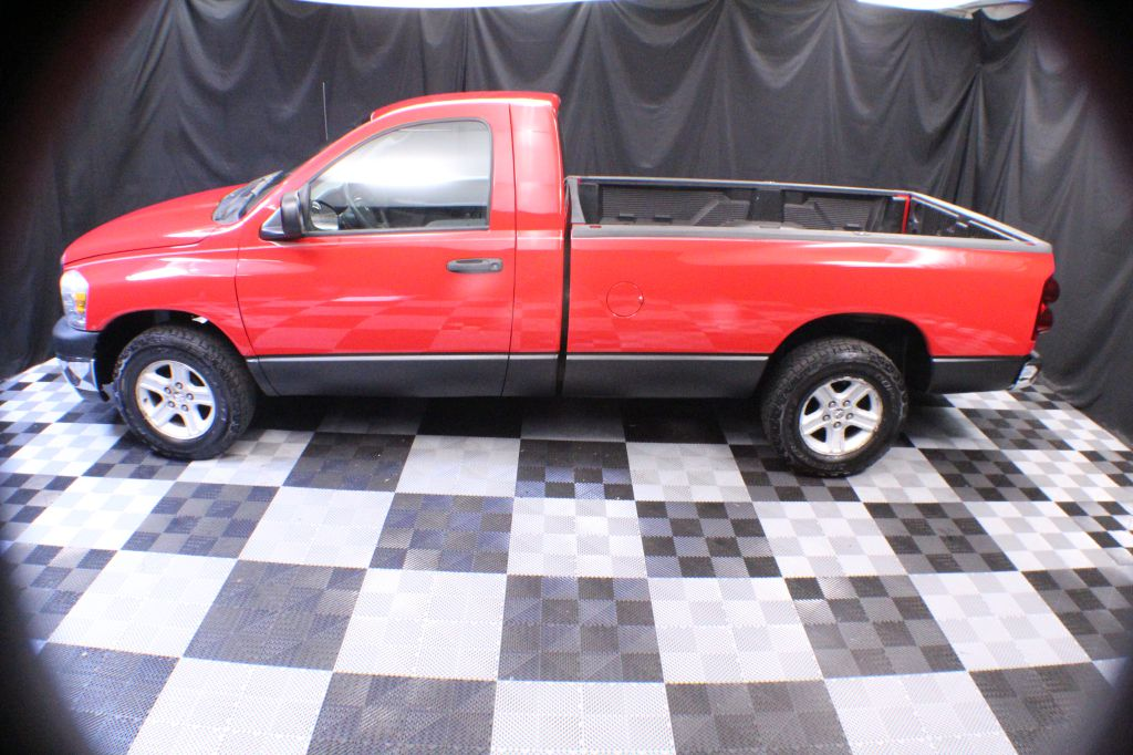 2008 DODGE RAM 1500 REG CAB for sale at Solid Rock Auto Group