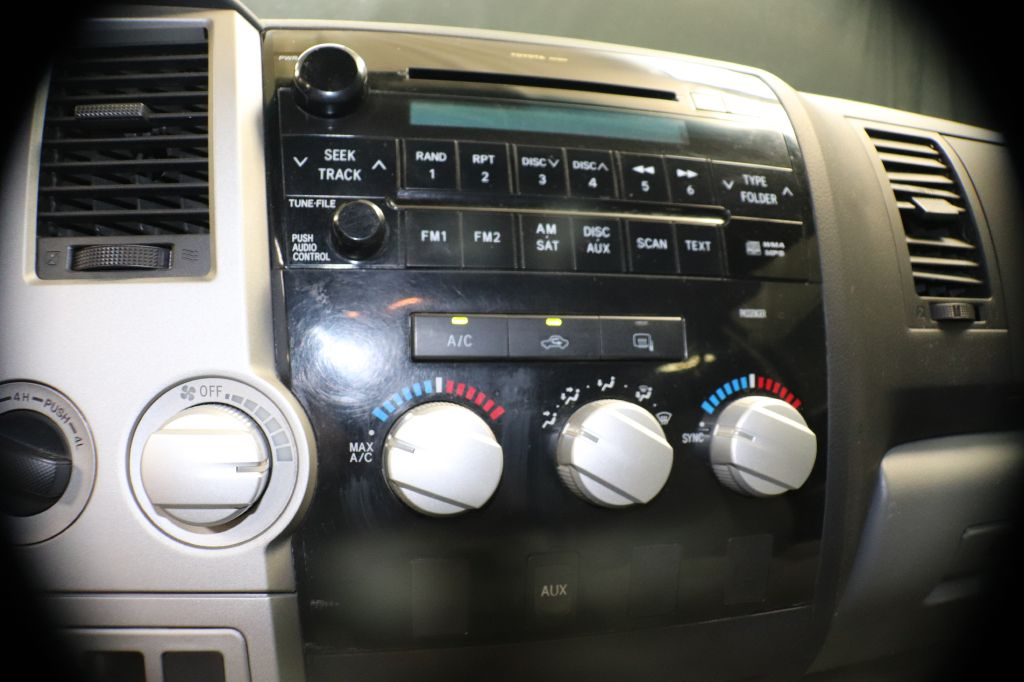 2007 TOYOTA TUNDRA DOUBLE CAB SR5 for sale at Solid Rock Auto Group