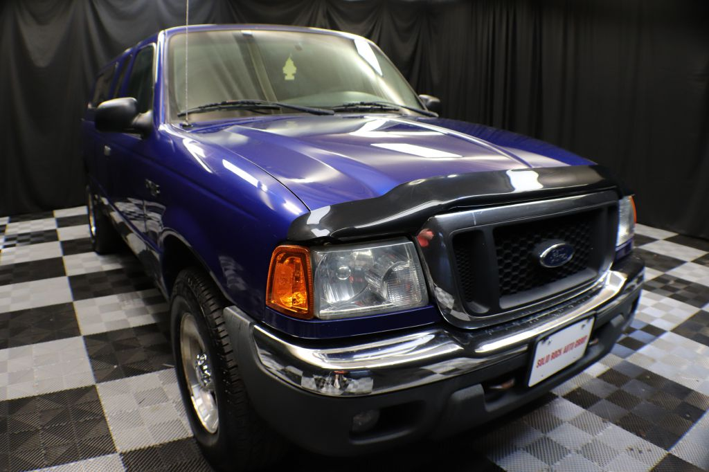 2004 FORD RANGER for sale at Solid Rock Auto Group