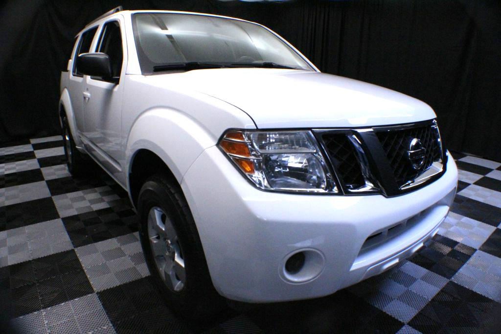 2012 NISSAN PATHFINDER for sale at Solid Rock Auto Group