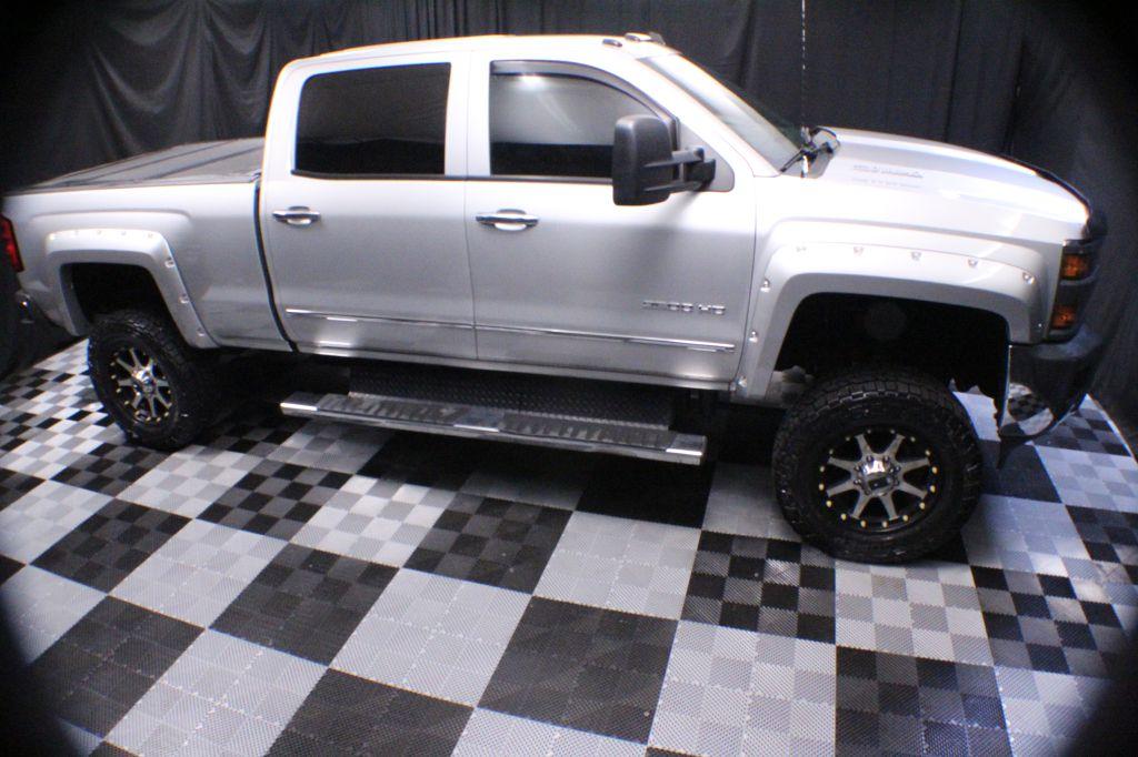 2015 CHEVROLET SILVERADO 2500 HEAVY DUTY LTZ for sale at Solid Rock Auto Group