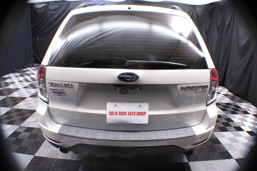 2012 SUBARU FORESTER 2.5X for sale at Solid Rock Auto Group
