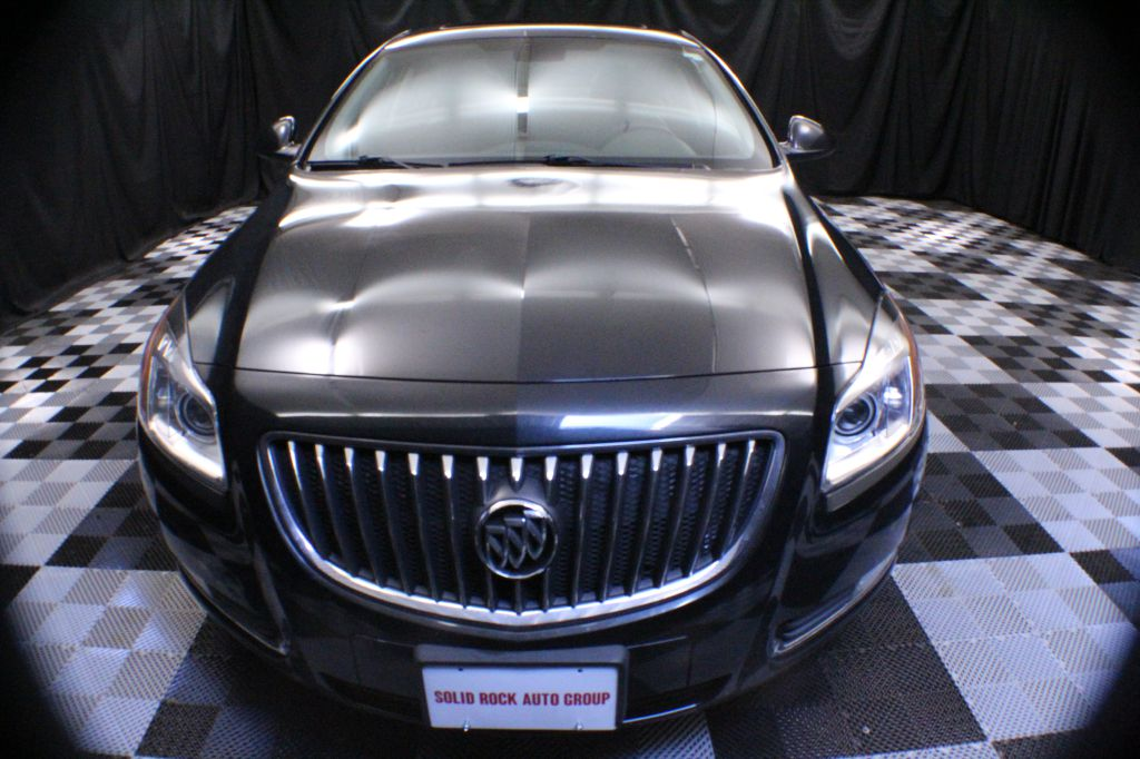 2011 BUICK REGAL CXL for sale at Solid Rock Auto Group