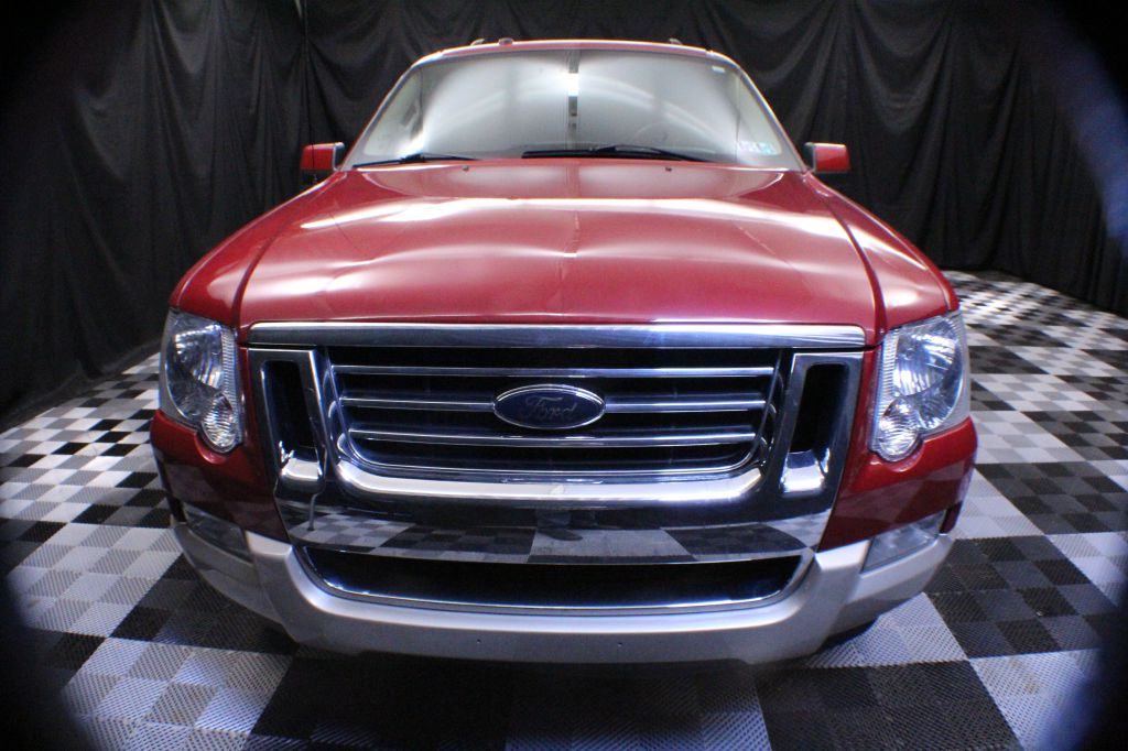2010 FORD EXPLORER EDDIE BAUER for sale at Solid Rock Auto Group