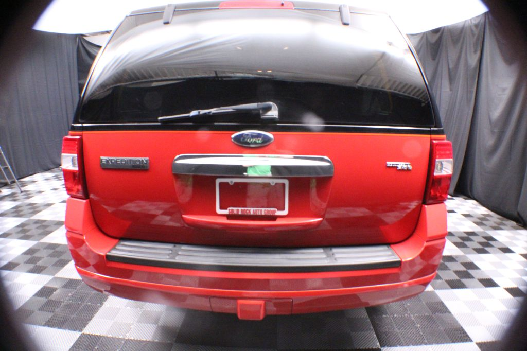 2008 FORD EXPEDITION LIMITED for sale at Solid Rock Auto Group