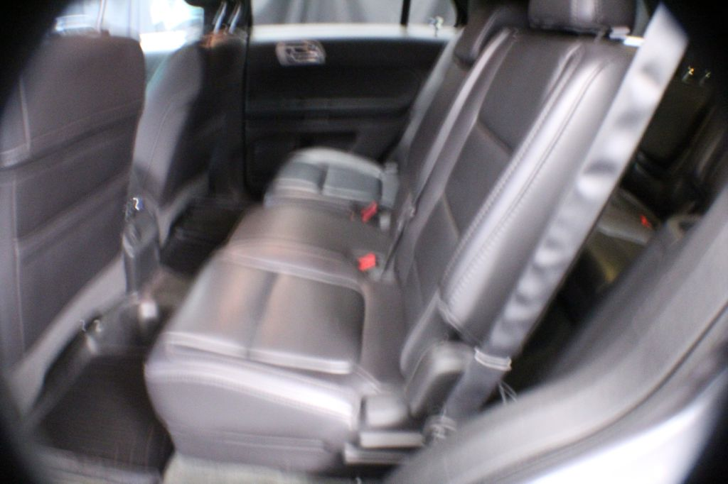 2013 FORD EXPLORER XLT for sale at Solid Rock Auto Group