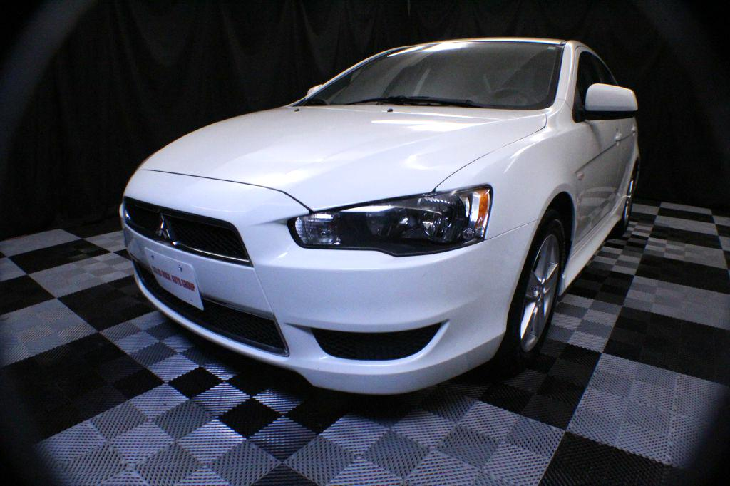2014 MITSUBISHI LANCER SE for sale at Solid Rock Auto Group