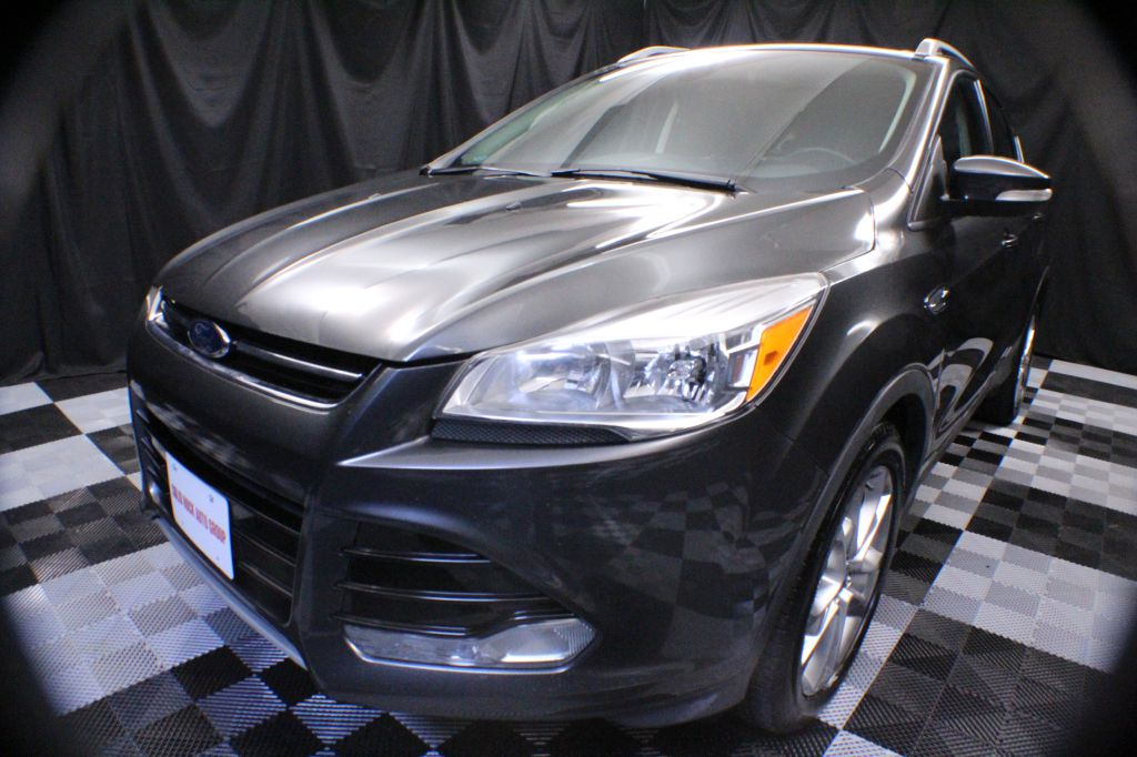 2016 FORD ESCAPE TITANIUM for sale at Solid Rock Auto Group
