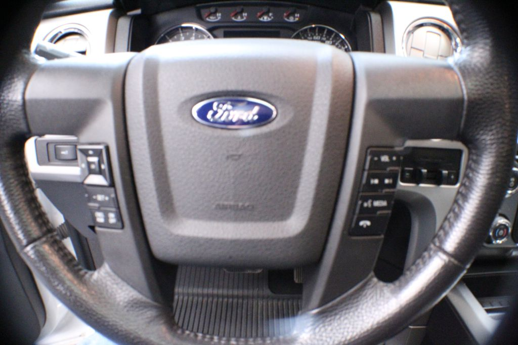 2013 FORD F150 SUPERCREW for sale at Solid Rock Auto Group