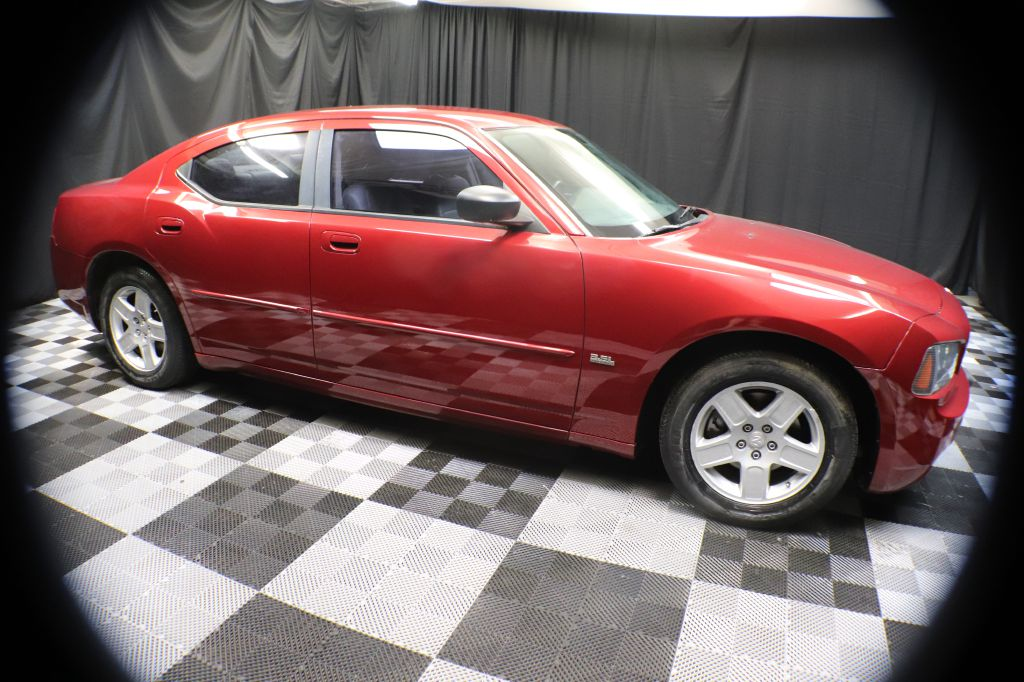 2006 DODGE CHARGER SXT for sale at Solid Rock Auto Group