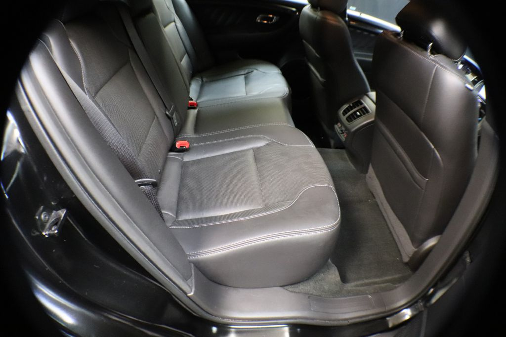 2015 FORD TAURUS LIMITED for sale at Solid Rock Auto Group