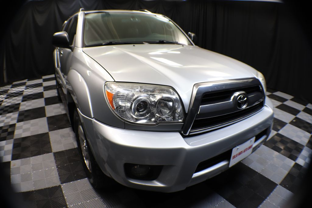 2007 TOYOTA 4RUNNER SR5 for sale at Solid Rock Auto Group