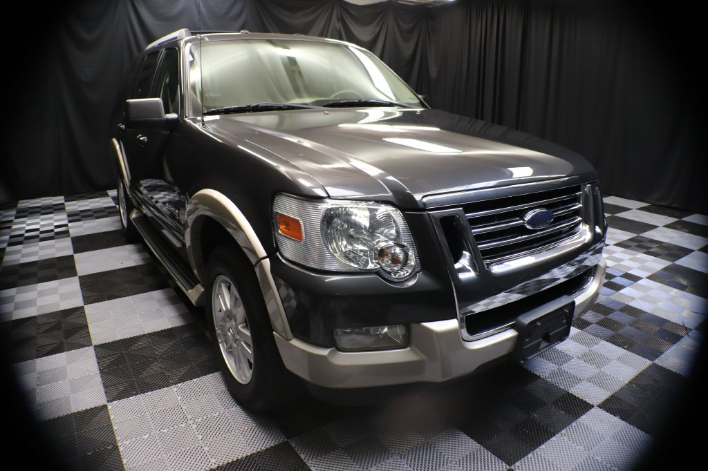 2007 FORD EXPLORER for sale at Solid Rock Auto Group