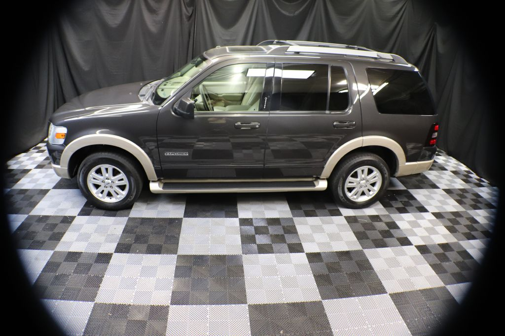2007 FORD EXPLORER EDDIE BAUER for sale at Solid Rock Auto Group