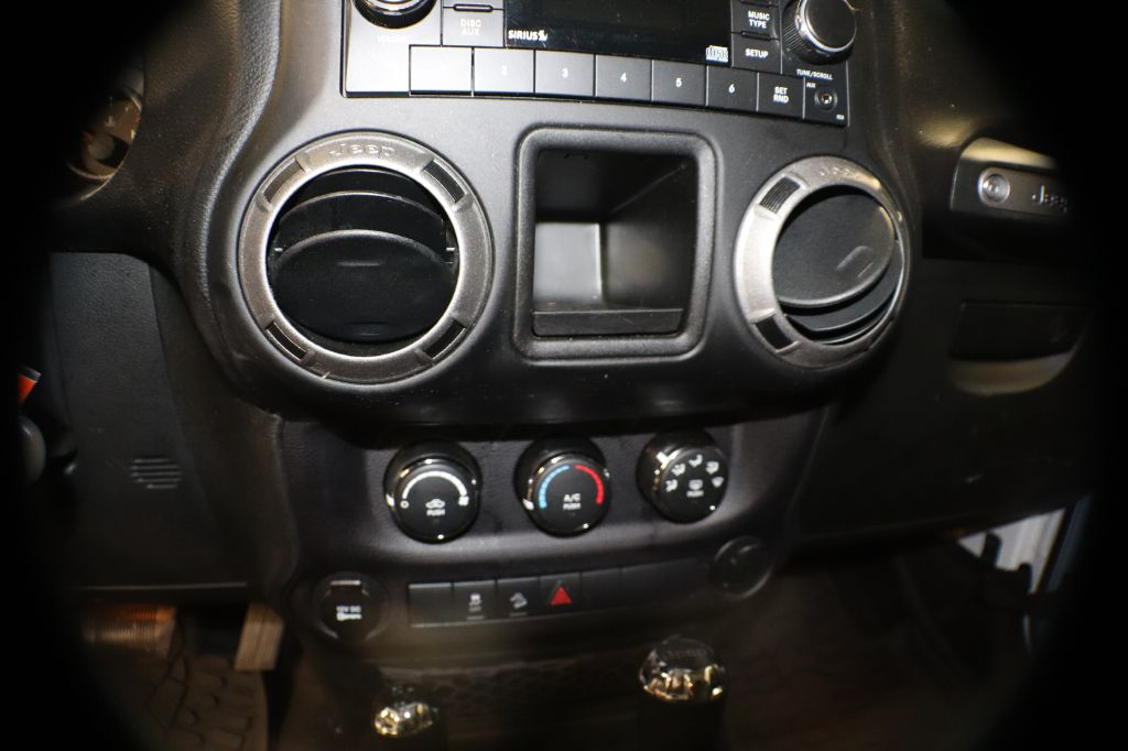 2015 JEEP WRANGLER SPORT WILLY'S for sale at Solid Rock Auto Group
