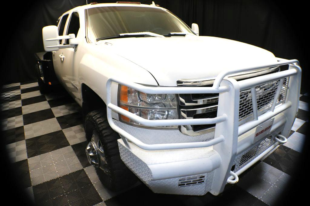 2011 CHEVROLET SILVERADO 3500 LT for sale at Solid Rock Auto Group