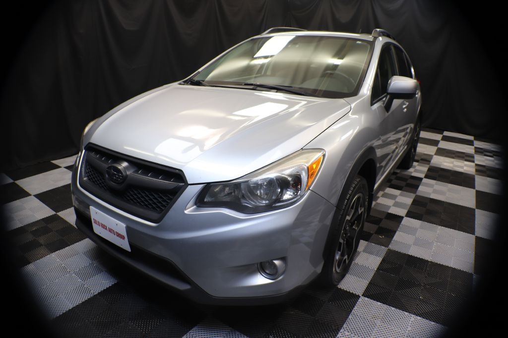 2013 SUBARU XV CROSSTREK 2.0 LIMITED for sale at Solid Rock Auto Group