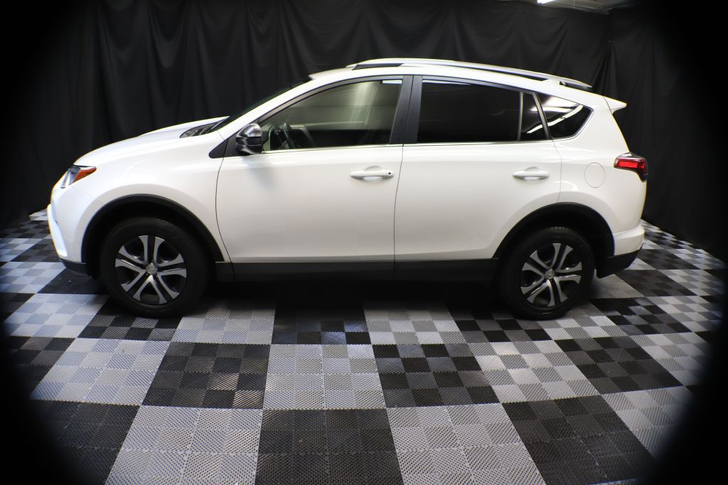 2016 TOYOTA RAV4 LE for sale at Solid Rock Auto Group