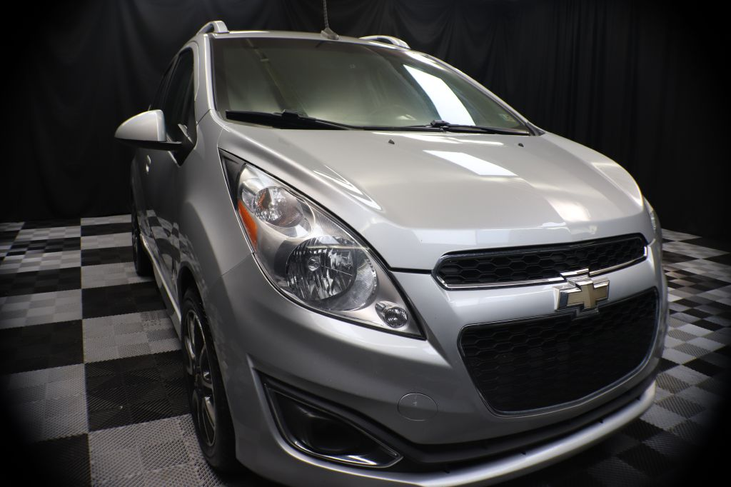 2013 CHEVROLET SPARK for sale at Solid Rock Auto Group