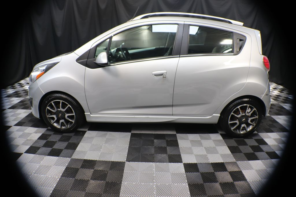 2013 CHEVROLET SPARK 2LT for sale at Solid Rock Auto Group