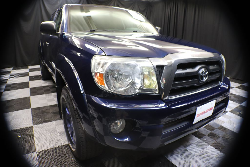2007 TOYOTA TACOMA for sale at Solid Rock Auto Group