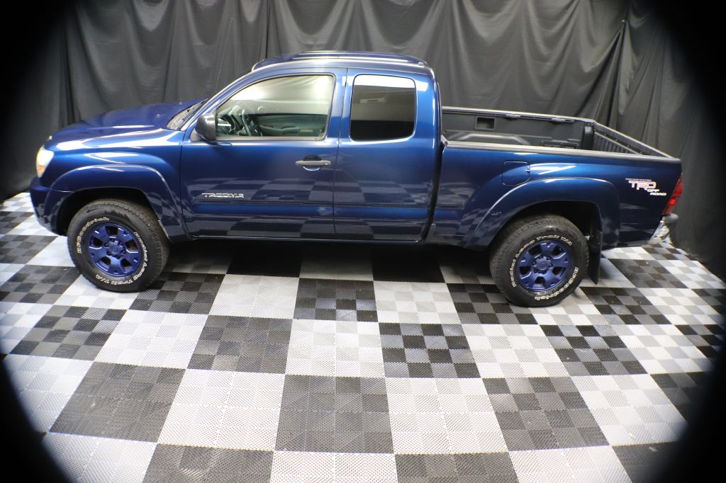2007 TOYOTA TACOMA ACCESS CAB TRD for sale at Solid Rock Auto Group