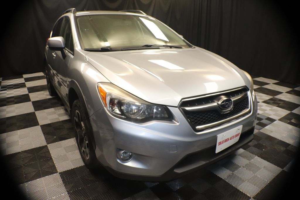 2013 SUBARU XV CROSSTREK for sale at Solid Rock Auto Group