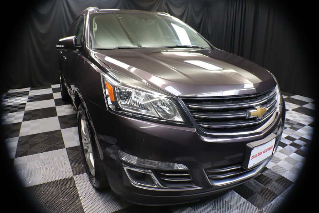 2015 CHEVROLET TRAVERSE for sale at Solid Rock Auto Group
