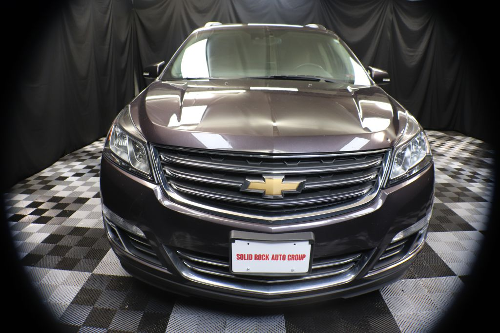 2015 CHEVROLET TRAVERSE LTZ for sale at Solid Rock Auto Group