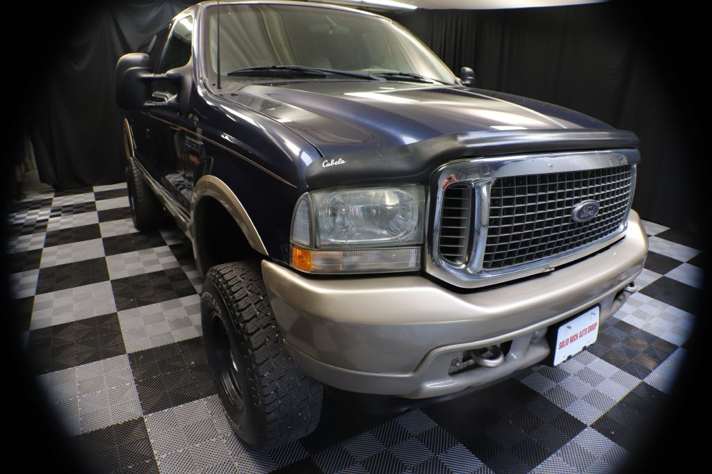 2002 FORD EXCURSION for sale at Solid Rock Auto Group
