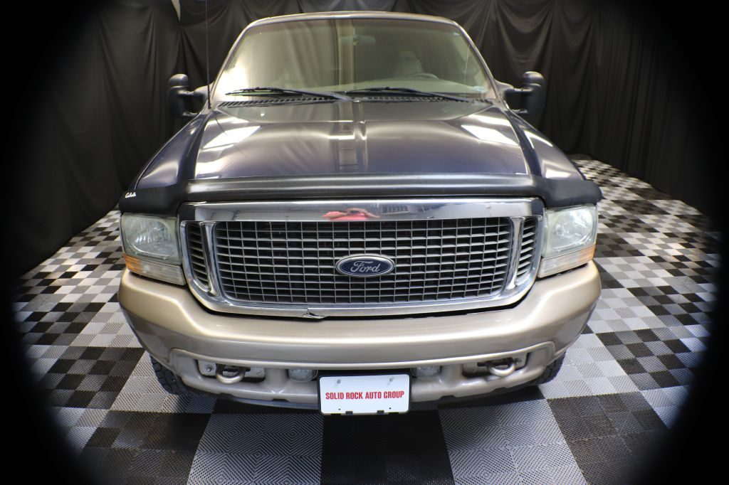 2002 FORD EXCURSION LIMITED for sale at Solid Rock Auto Group