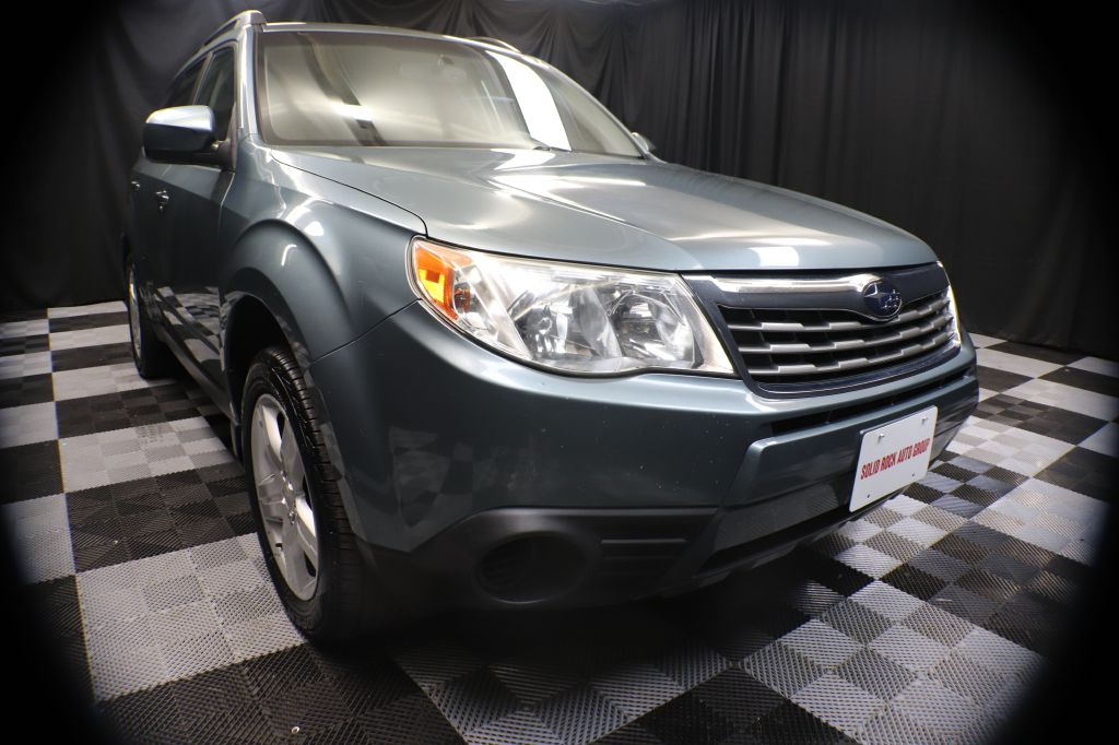 2009 SUBARU FORESTER for sale at Solid Rock Auto Group