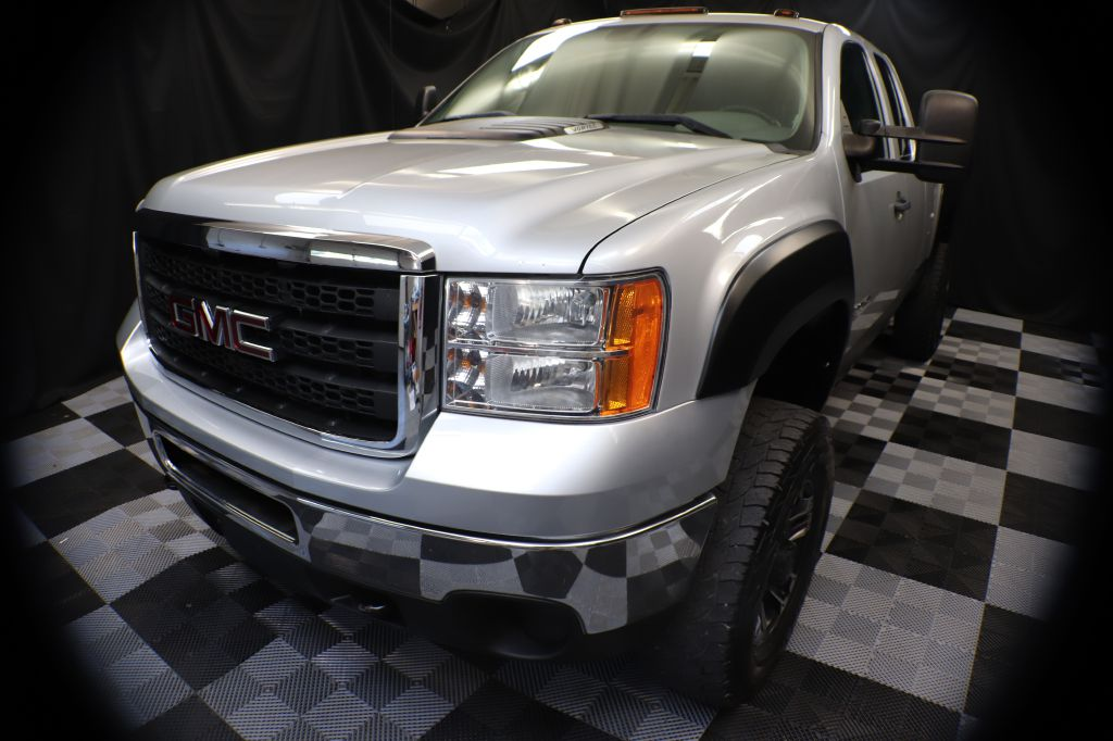 2013 GMC SIERRA 2500 HEAVY DUTY for sale at Solid Rock Auto Group
