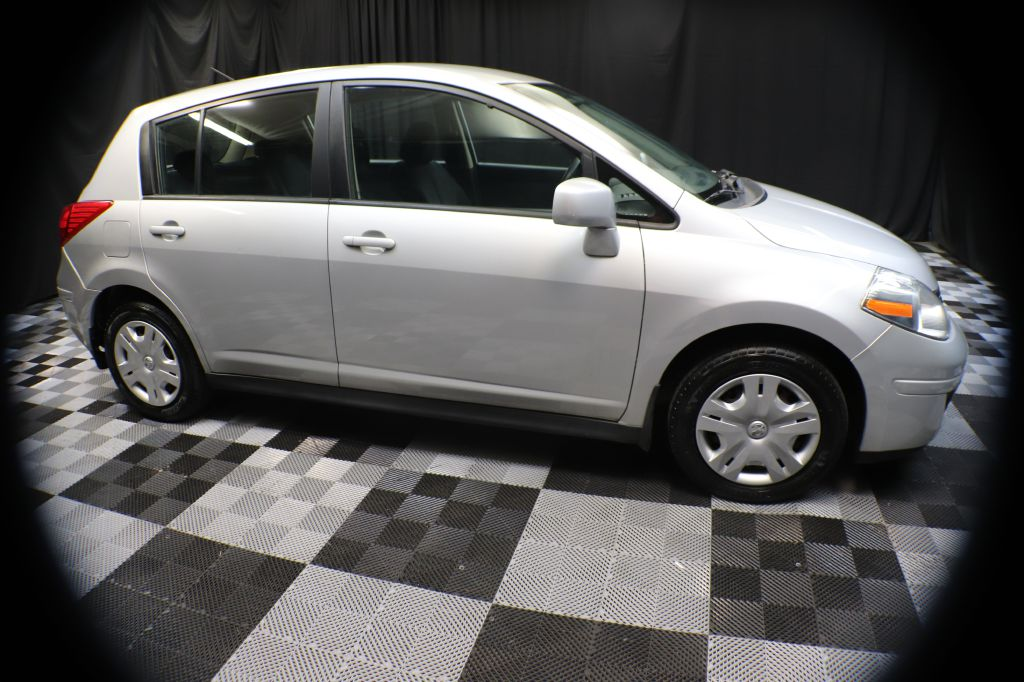 2010 NISSAN VERSA S for sale at Solid Rock Auto Group