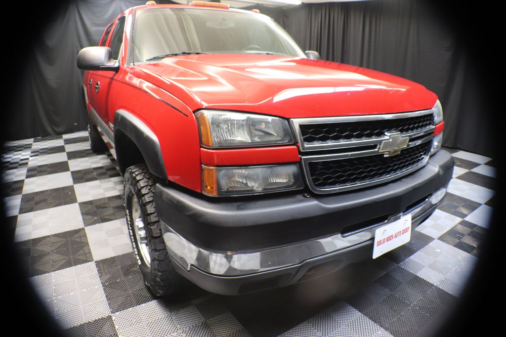 2007 CHEVROLET SILVERADO 2500 for sale at Solid Rock Auto Group