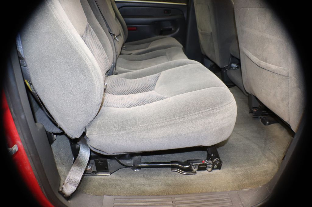 2007 CHEVROLET SILVERADO 2500 HEAVY DUTY for sale at Solid Rock Auto Group