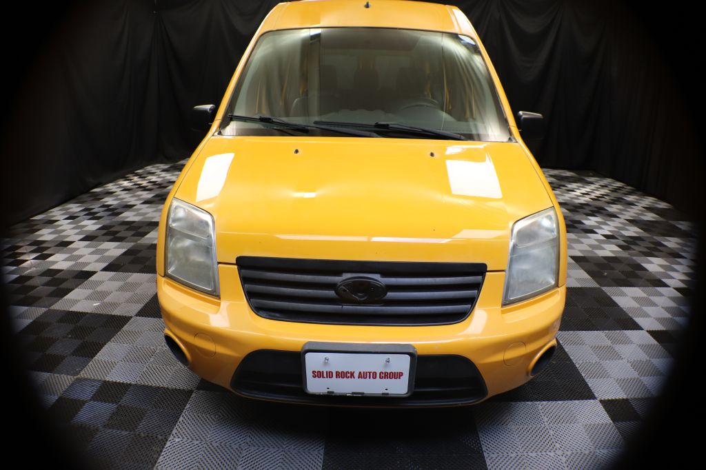 2012 FORD TRANSIT CONNECT XLT PREMIUM for sale at Solid Rock Auto Group