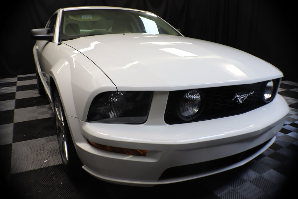 2007 FORD MUSTANG for sale at Solid Rock Auto Group