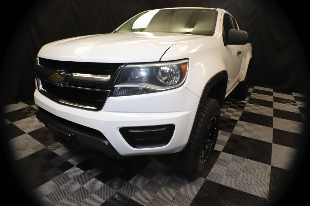 2015 CHEVROLET COLORADO  for sale at Solid Rock Auto Group