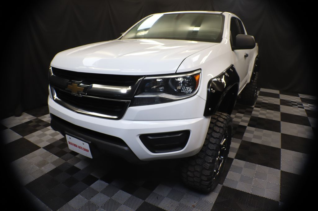 2016 CHEVROLET COLORADO  for sale at Solid Rock Auto Group